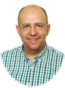 D. Ricardo Casas, Alcalde de La Hiniesta